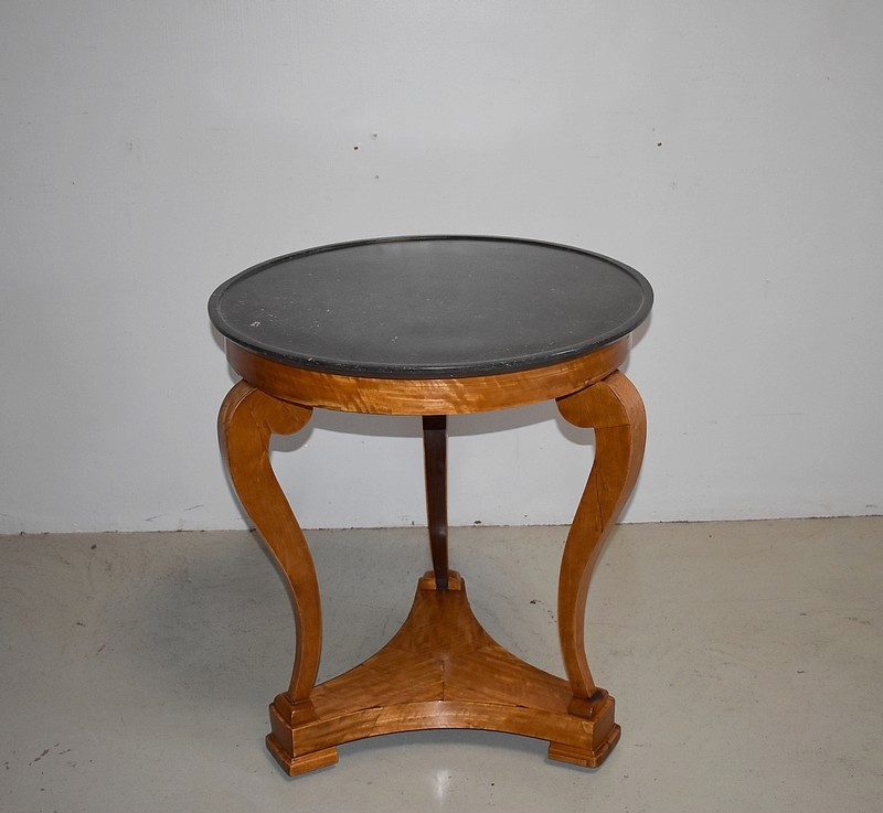 LOUIS PHILIPPE PERIOD TILT TOP TABLE