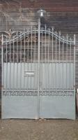 French Iron gates