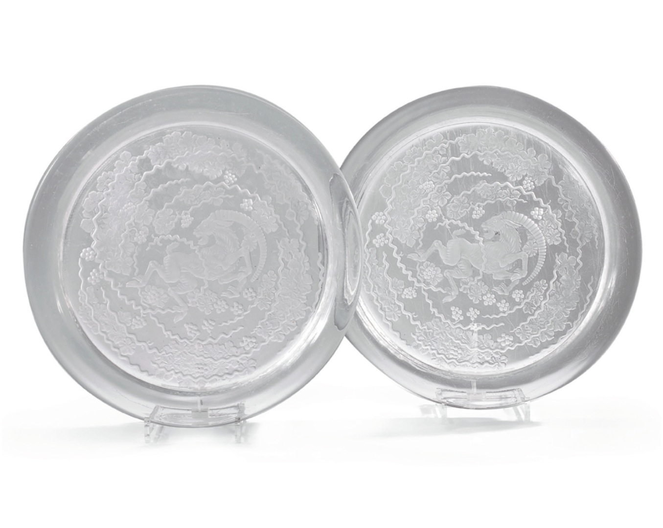 Lalique Trays