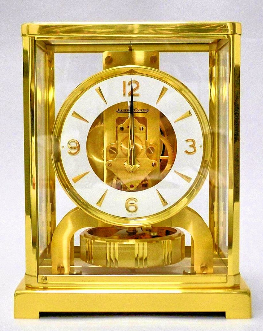 Jaeger le Coultre的ATMOS CLOCK
