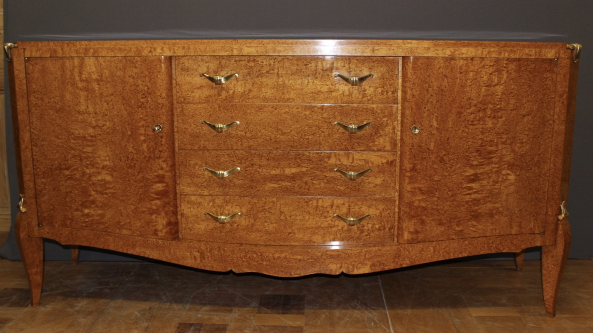 ART DECO PERIOD SIDEBOARD