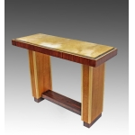 ART DECO PERIOD CONSOLE TABLE