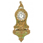 LOUIS XV PERIOD CLOCK SIGNED CHAPO