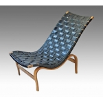 ART DECO PERIOD LOUNGE CHAIR by BRUNO MATHSSON