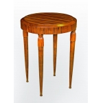 ART DECO PERIOD OCCASIONAL TABLE