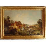19th century French  Painting