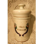 LOUIS PHILIPPE PERIOD PHARMACY POT