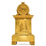 法国EMPIRE PERIOD CLOCK