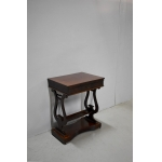 FRENCH EMPIRE STYLE WORK TABLE