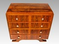 ART DECO PERIOD CHEST OF DRAWERS