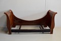 Rare little Louis Philippe bed - 19th century