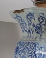 DELFT FAIENCE LAMP